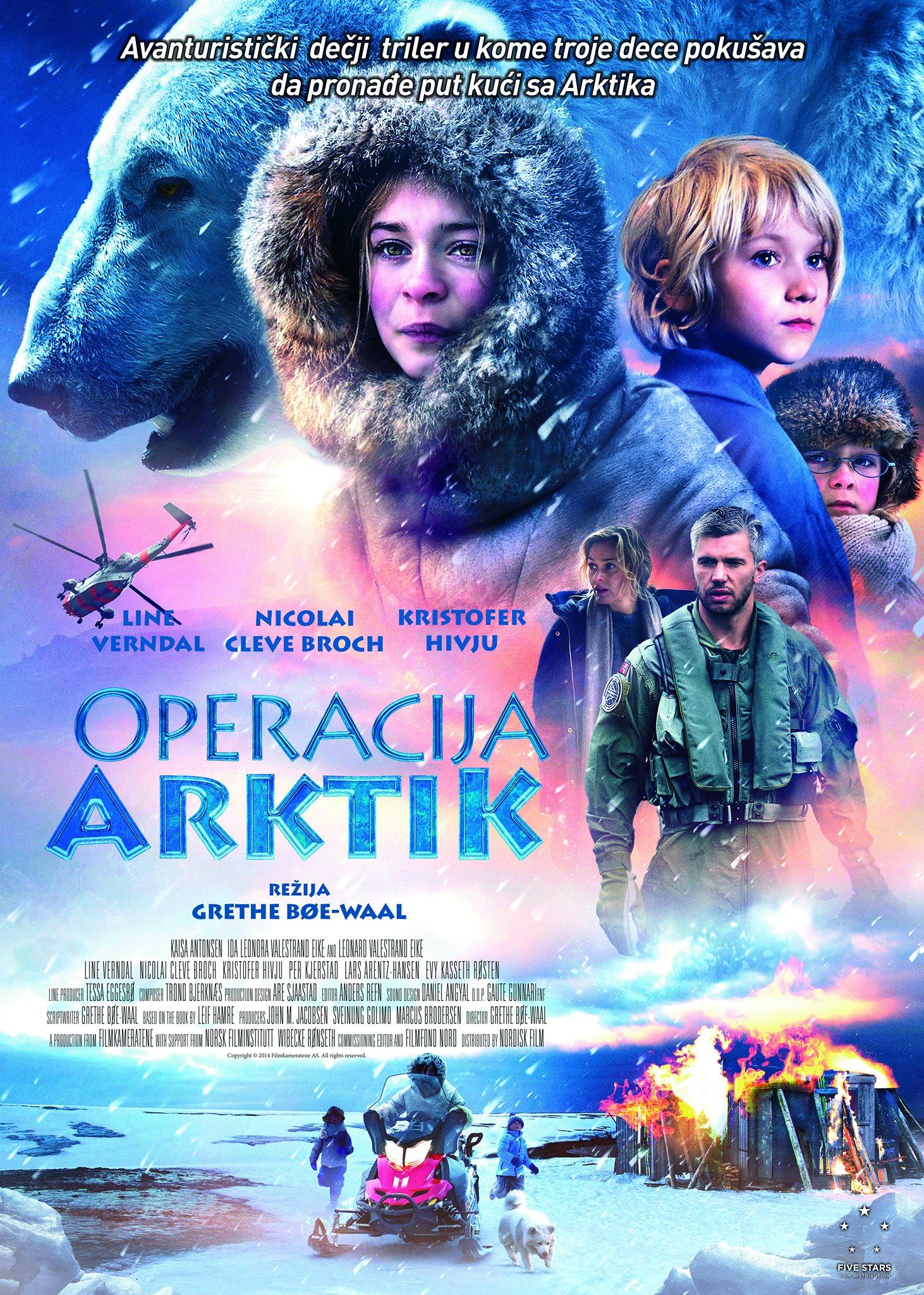 operacija arktik poster rs